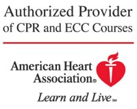 American Heart Association Authorized Provider Picture